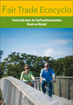Fietstocht Fair Trade Ecocyclo - Boom / Rumst